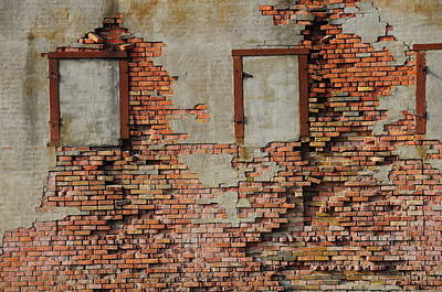 Photograph - Windows That Do Not See by David Arment