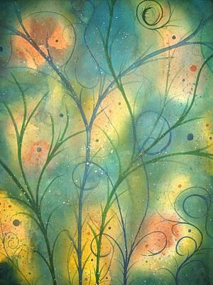 Winds Of Change 2 Art Print by Scott Harrington