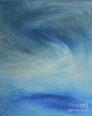 Painting - Winds Of Change by Jane See