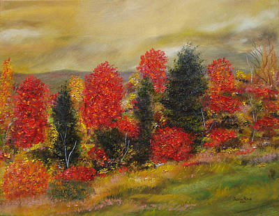 Painting - Winds Of Change by Judith Rhue