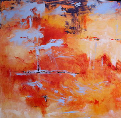 Painting - Winds Of Change by M Diane Bonaparte
