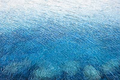 Wind's Touch Art Print by Carina Mascarelli