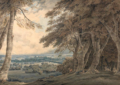 Painting - Windsor by Joseph Mallord William Turner