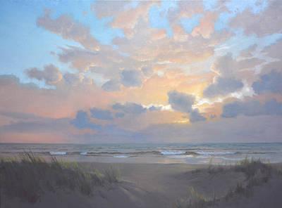 Cabrera Painting - Windswept by Armand Cabrera