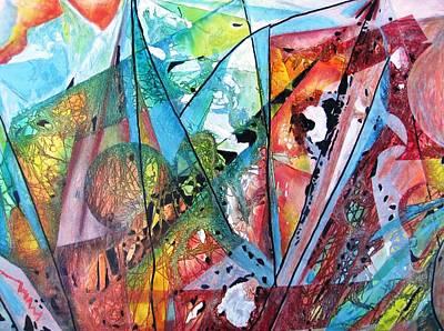 Windswept Art Print by David Raderstorf