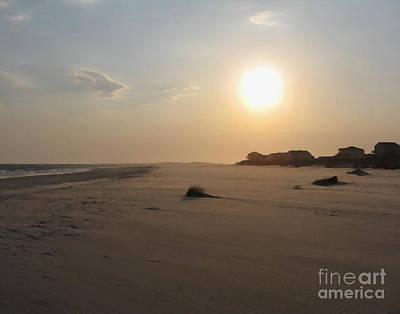 Photograph - Windswept Ocracoke by Patricia Januszkiewicz