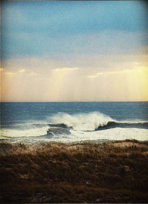 Photograph - Windswept Waves by Kate Gainard Monroe