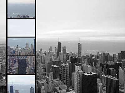 Windy City Print by 2141 Photography