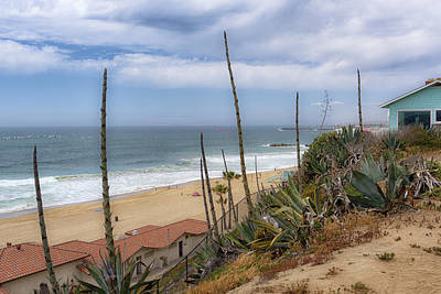 Photograph - Windy On Redondo by Michael Hope