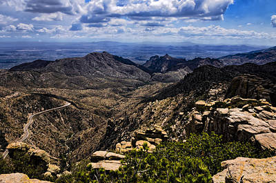 Photograph - Windy Point No.11 by Mark Myhaver