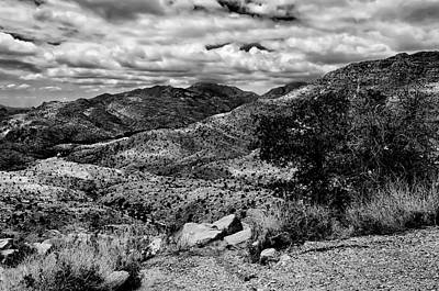 Photograph - Windy Point No.16 by Mark Myhaver