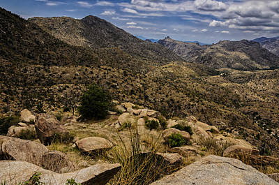 Photograph - Windy Point No.5 by Mark Myhaver
