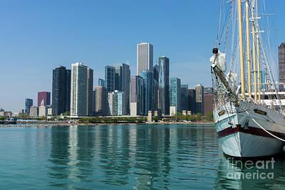 Photograph - Windy Sailing by Jennifer White