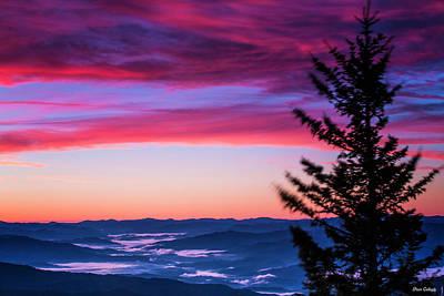 Photograph - Windy Sunrise by Fran Gallogly