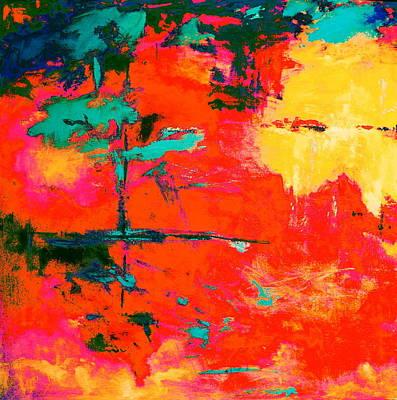 Digital Art - Windy Swirl by M Diane Bonaparte