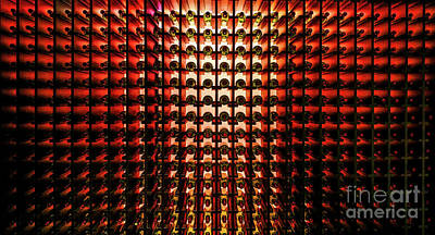Photograph - Wine Cellar by M G Whittingham