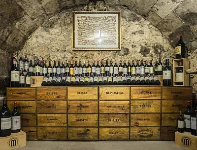 Wine Cellar Original by The Art Markets