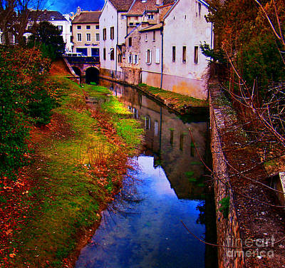 Photograph - Wine Country, Beaune, France by Al Bourassa