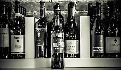 Photograph - Wine IIi by Randy Bayne