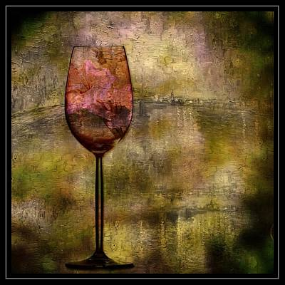 Photograph - Wine by Phyllis Meinke