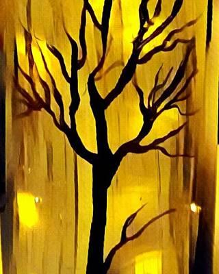 Winebottle Photograph - Wine Tree by Rhonda Mills