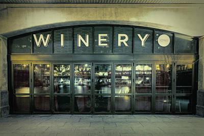 Photograph - Winery by Lauri Novak