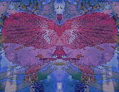 Digital Art - Winged 8 by Lynda Lehmann