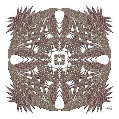 Digital Art - Wings by Warren Lynn