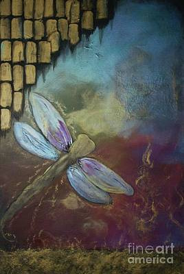 Painting - Wings II by Patti Spires Hamilton