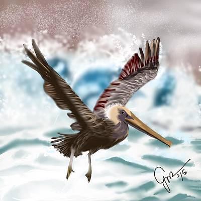 Digital Art - Wings IIi by Gerry Morgan