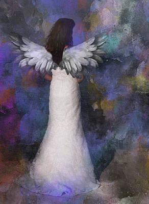 Photograph - Wings Of Love by Leticia Latocki