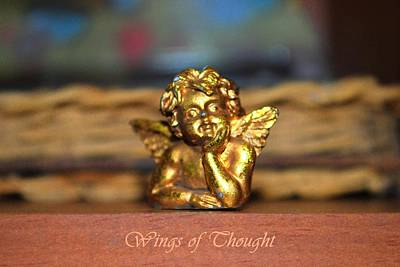Photograph - Wings Of Thought by Dorothy Berry-Lound