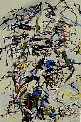 Painting - Wings by Wayne Salvatore