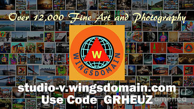 Discount Codes Wall Art - Photograph - Wingsdomain Art And Photography Holiday 2016 Discount Code Grheuz Ends Jan 1 2017 by Wingsdomain Art and Photography