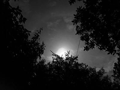 Ethereal - Winking Moon by Daniel Frey