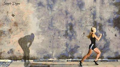 Professional Digital Art - Winner - Da by Leonardo Digenio