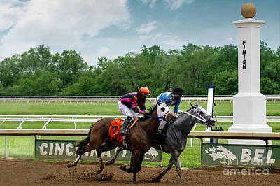 Photograph - Winner by Ed Taylor