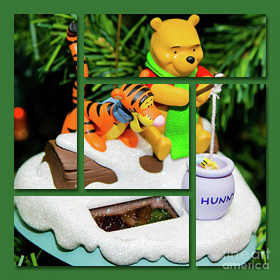 Photograph - Winnie The Pooh And Tigger Too by Deborah Klubertanz