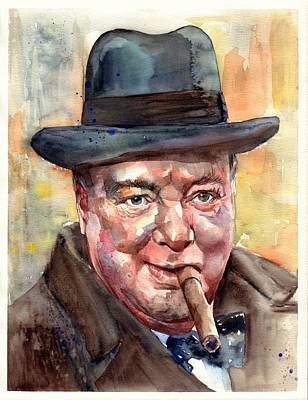 Winston Churchill Original