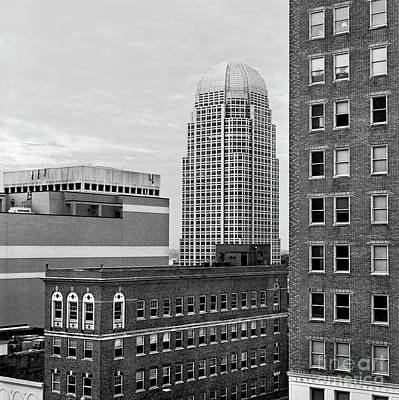 Photograph - Winston Salem 6 by Patrick M Lynch