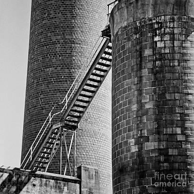 Photograph - Winston Salem 7 by Patrick M Lynch