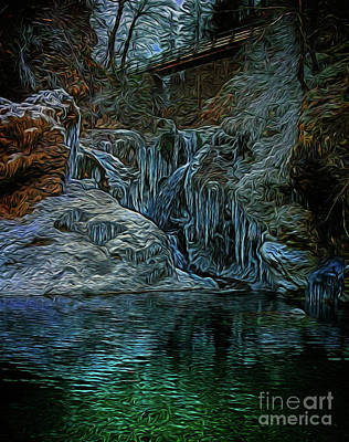 Photograph - Winter 15118 by Ray Shrewsberry