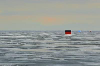 Digital Art - Winter Activity  by Lyle Crump