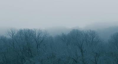 Winter Afternoon Art Print