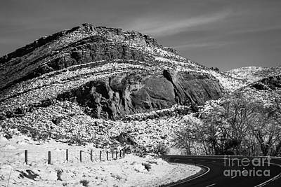 Photograph - Winter At Mile 84 by Jon Burch Photography
