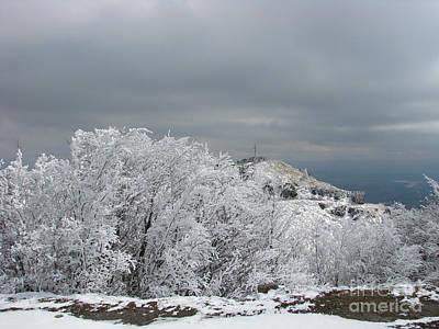 Winter At Shipka Art Print