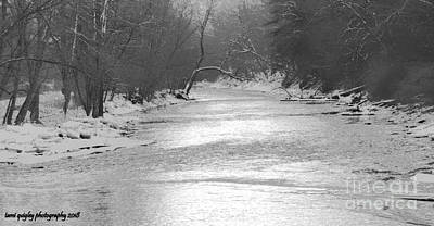 Photograph - Winter At The Ford  by Tami Quigley