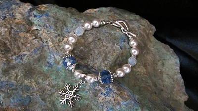 Jewelry - Winter #b026 by Barbara Prestridge