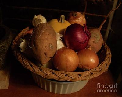 Photograph - Winter Basket by Alice Mainville