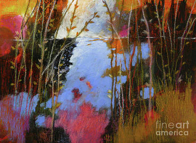 Winter Begins No. 3 Art Print by Melody Cleary